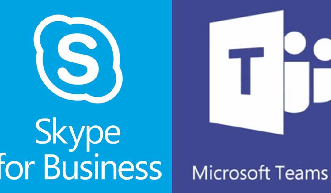 Skype for Business Online Retirement