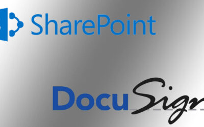SharePoint and DocuSign Integration